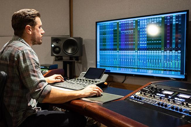 maxdbaudio Recording Studio London Mixin