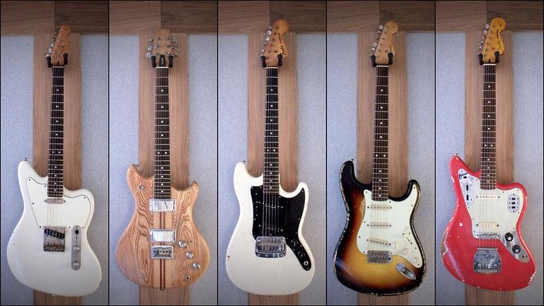 maxdbaudio Recording Studio London Guitars 1.jpg