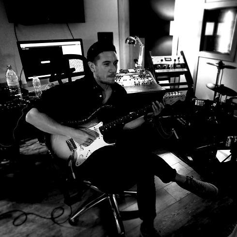 maxdbaudio Recording Studio London Max B