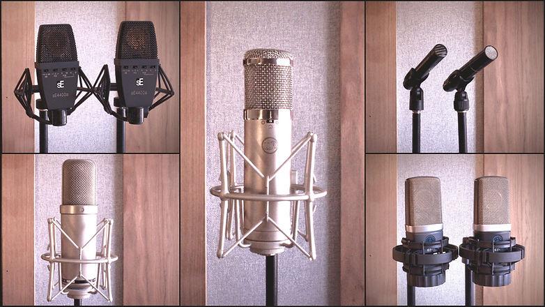 maxdbaudio Recording Studio London Microphones 1.jpg