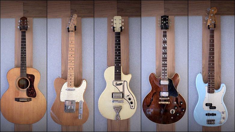 maxdbaudio Recording Studio London Guitars 2.jpg