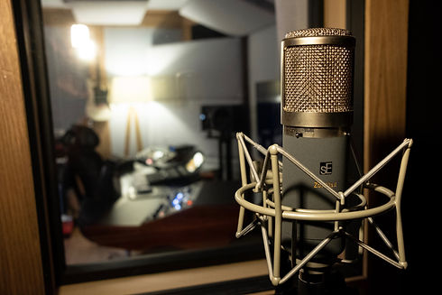 maxdbaudio Recording Studio London Vocal