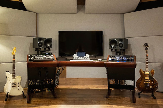 Maxdbaudio London Recording Studio Contr