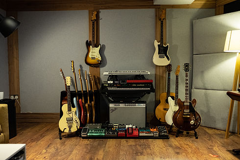 maxdbaudio Recording Studio London Max R