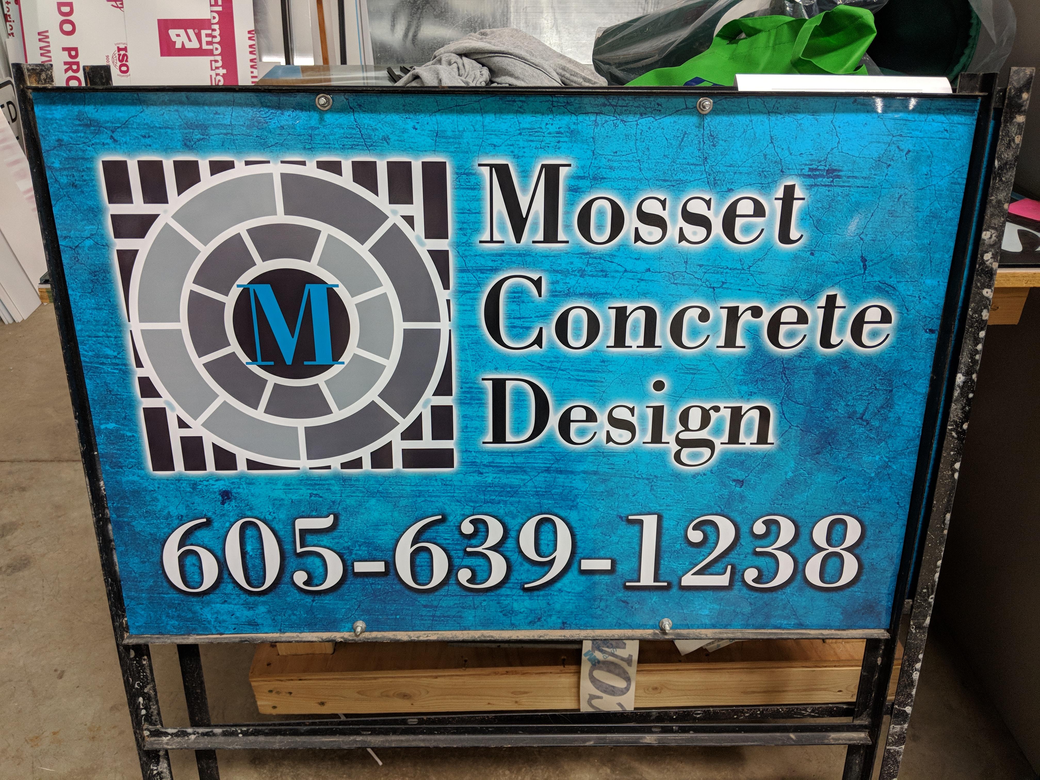 Mosset Concrete Design