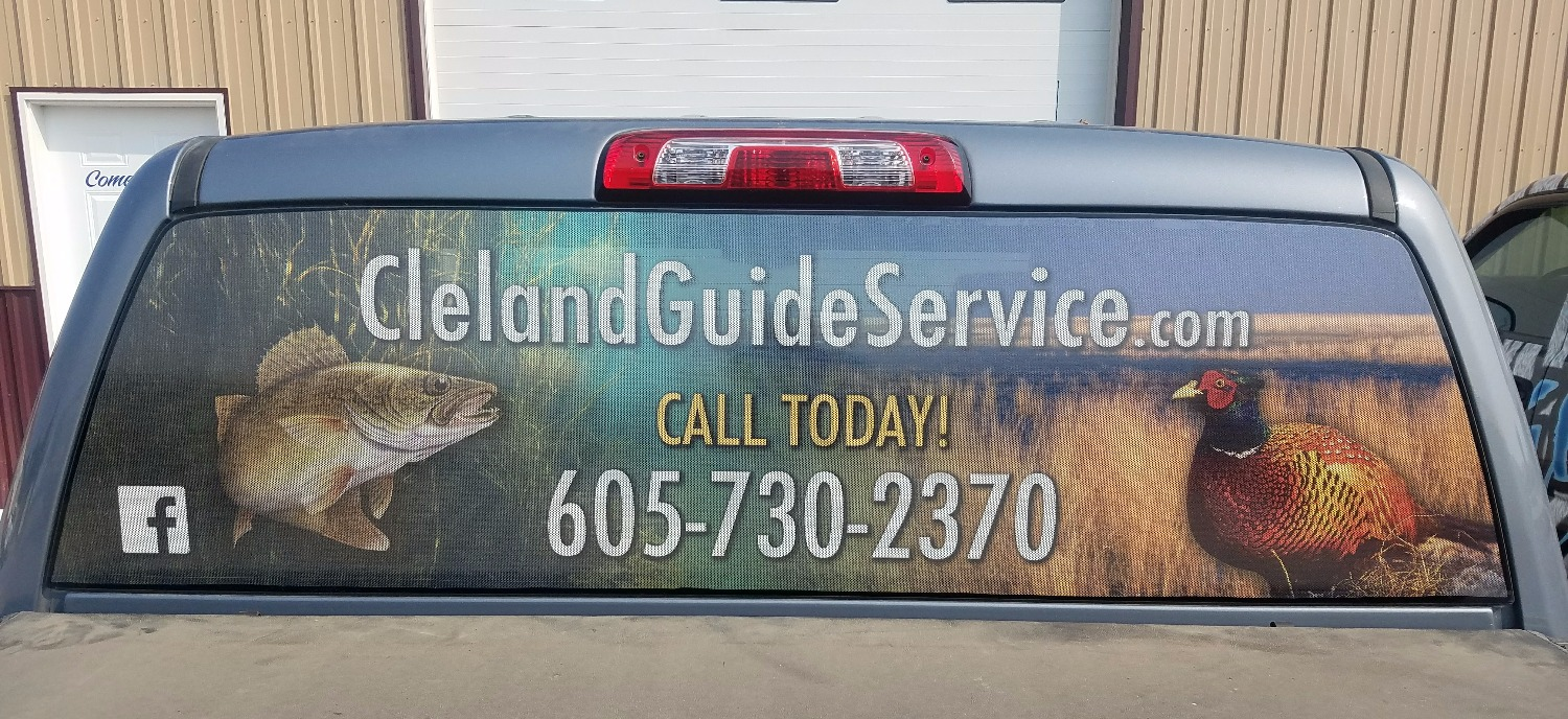 Cleland Guide Service