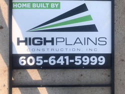 High Plains Construction