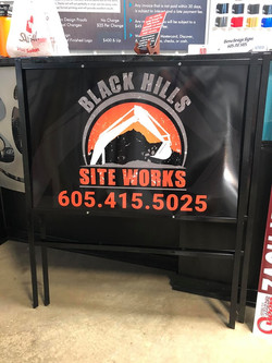 Black Hills Site Works