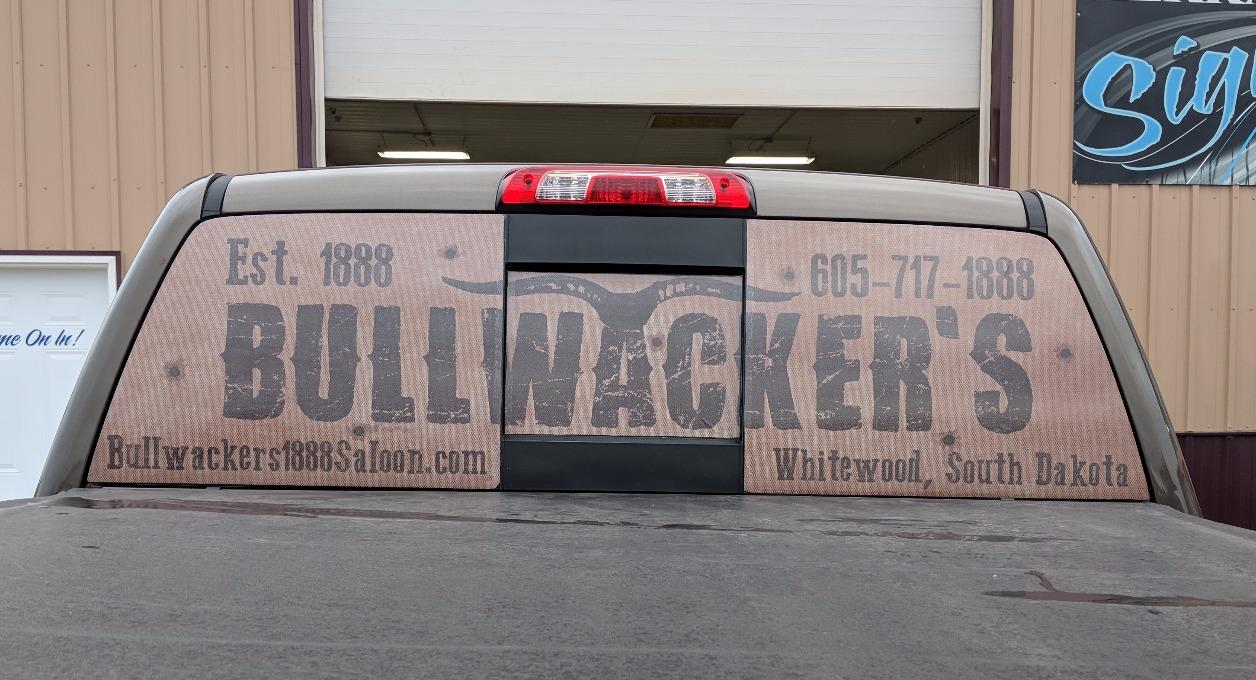 Bullwacker's