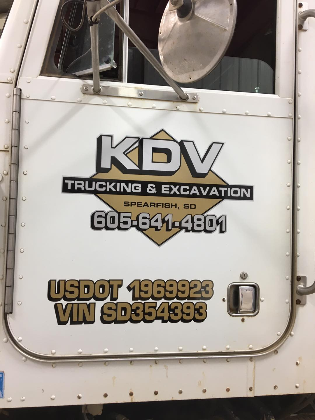 KDV Trucking & Excavation