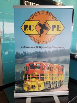 Rapid City Pierre Eastern Railroad
