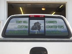 Tony Hill Custom Woodworking