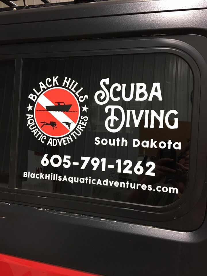 Black Hills Aquatics Adventrue