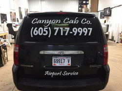 Canyon Cab Co.