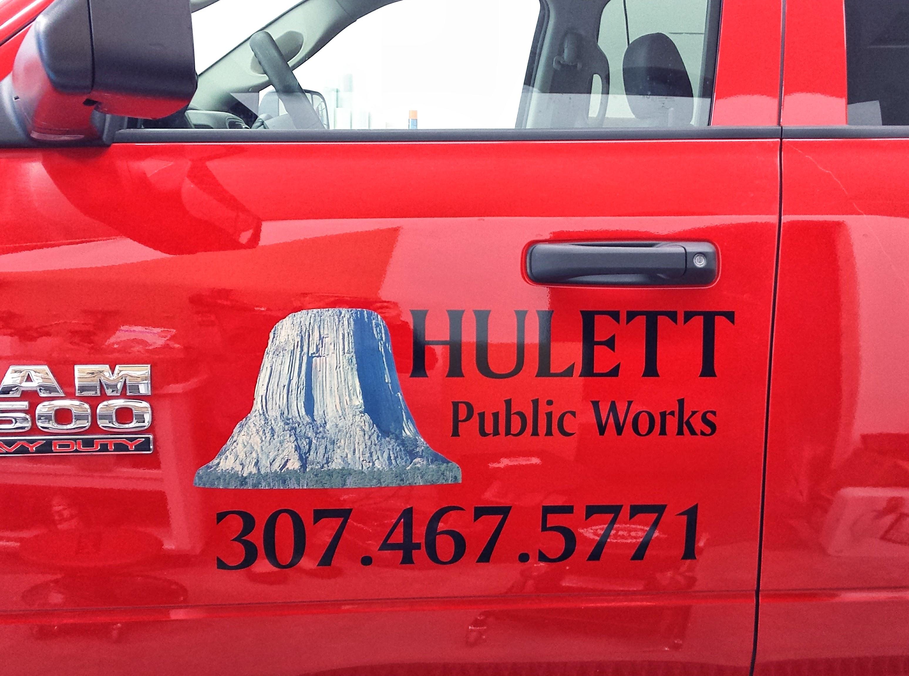 Hulett Public Works
