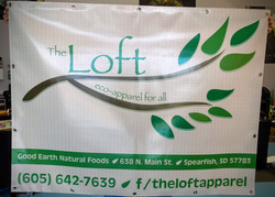 The Loft Banner