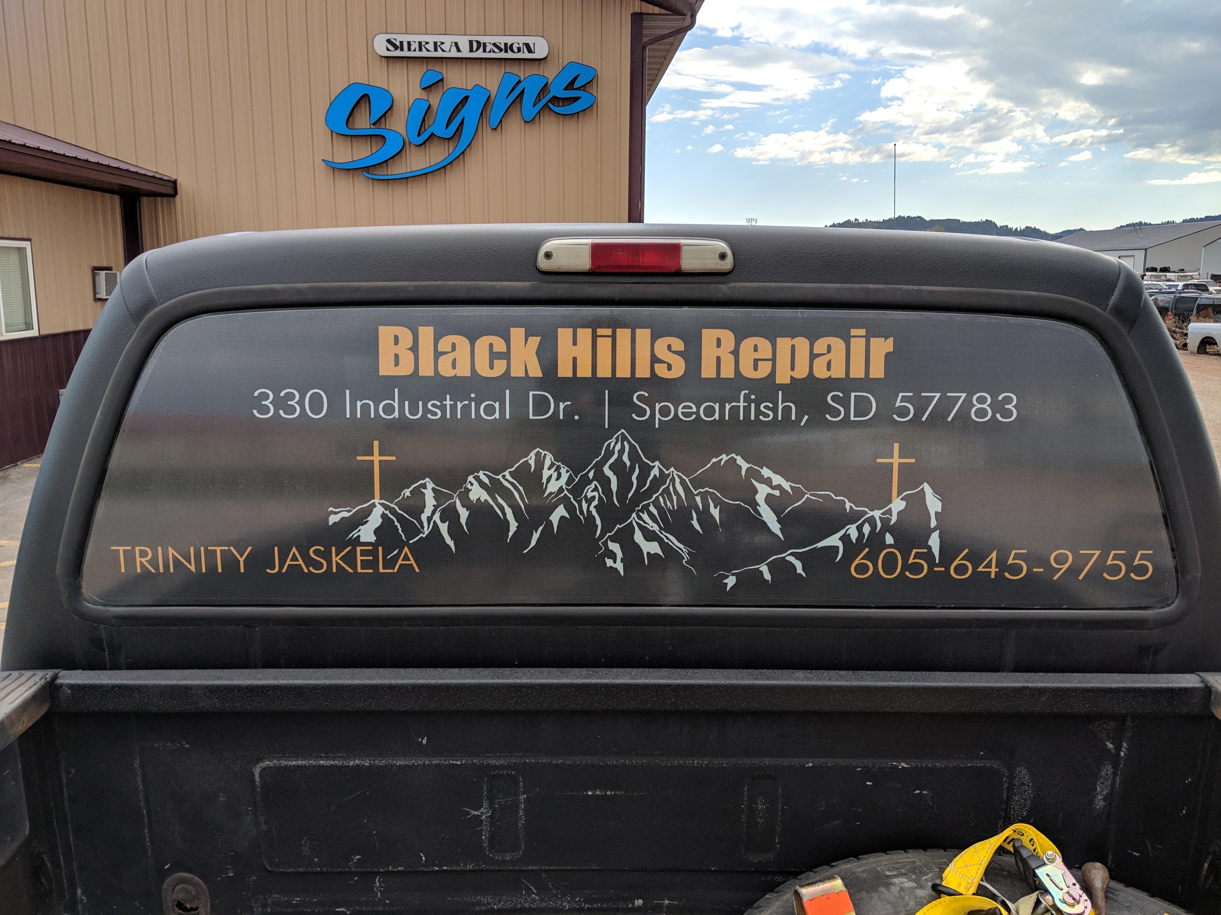 Black Hills Repair