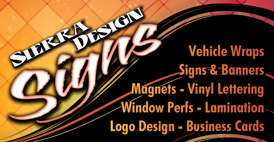 Vehicle Wraps | Spearfish | Sierra Design Signs