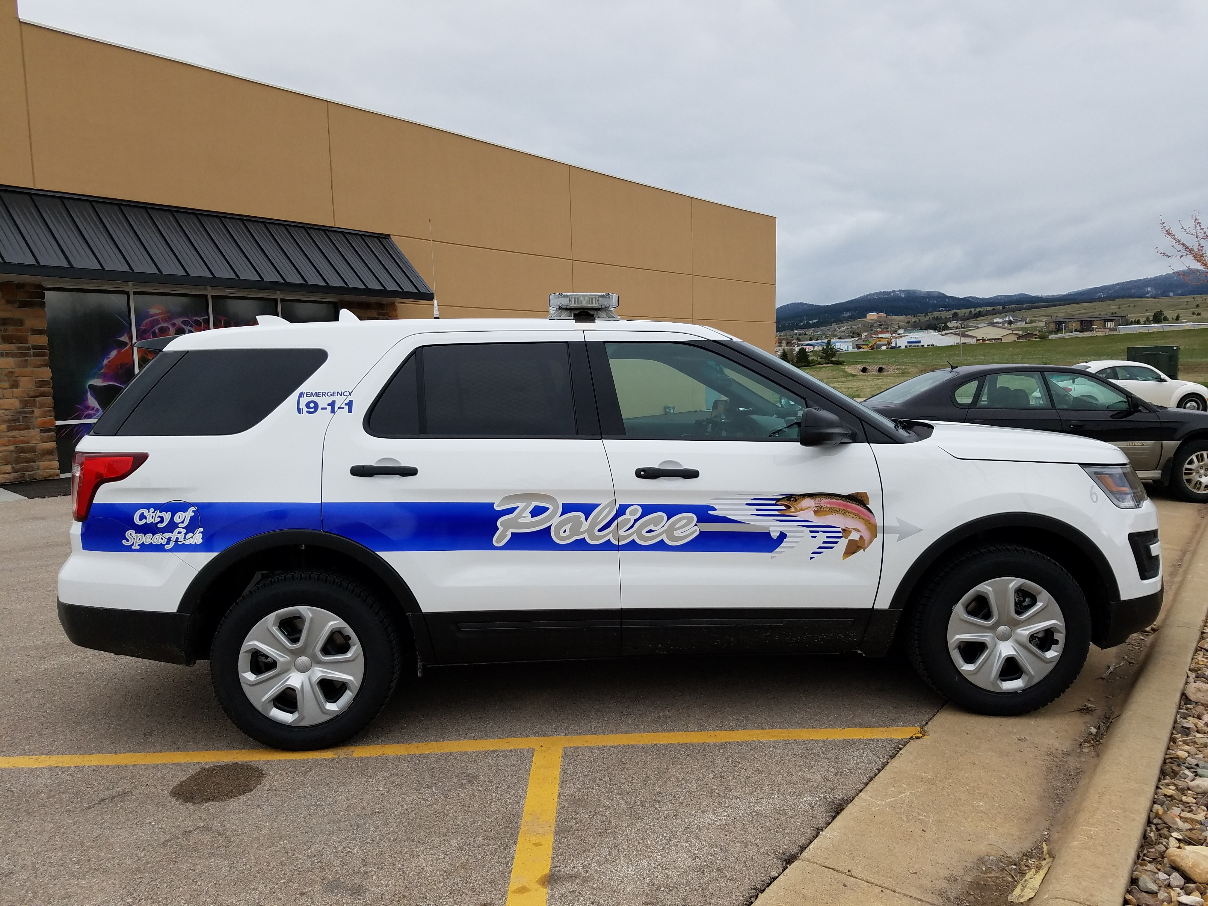 Spearfish Police