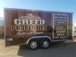 Creed Properties