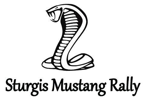 Cobra Sturgis Mustang Rally
