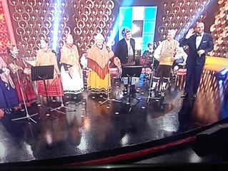 Actuación en Aragón TV