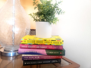 5 Books on My Summer Reading List