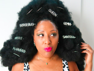 My Hair Journey as a Black Woman