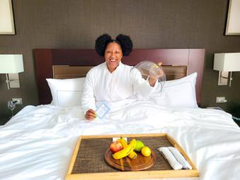 Santini Wanderlust Talks: Hotel Perks with Hilton Diamond Status (Mexico City)