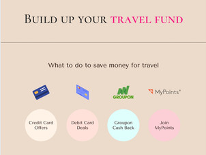 Santini Wanderlust Talks: How to Receive Money Back on Purchases