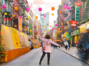 Must See in NYC: Light Up Chinatown