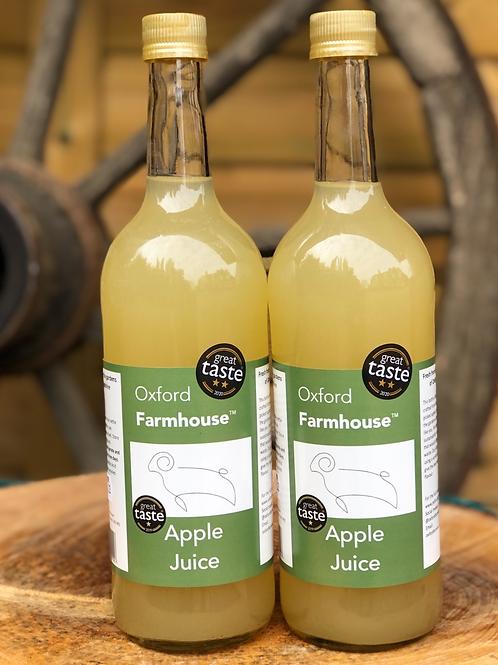 Apple Juice - case of 12 x 750ml