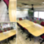 Acrylic Partitions for Conference Rooms.