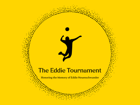 Captains, Sign Your Volleyball Team Up for the Eddie Tournament!