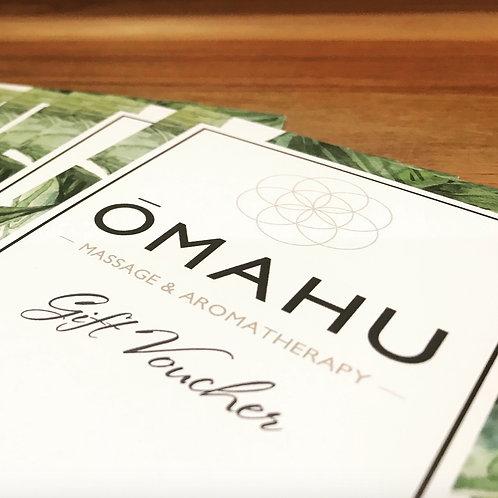$40 Ōmahu Voucher