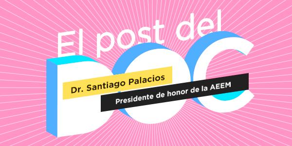 Entrevista al Dr. SANTIAGO PALACIOS: La atrofia vaginal es un concepto del pasado