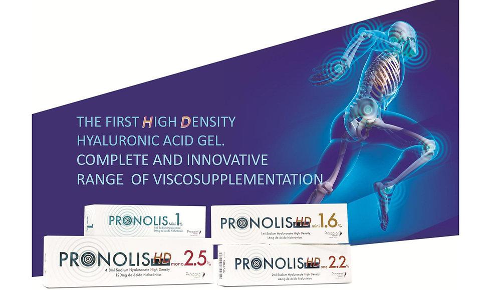 PRONOLIS TREATMENT FOR OSTEOARTHRITIS
