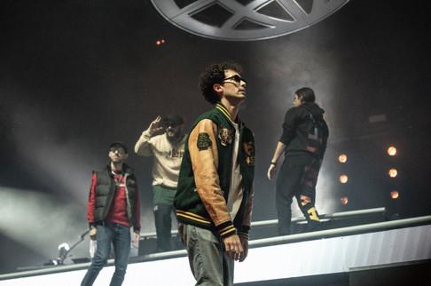JeanJass, Caballero, Eskondo, Orelsan @AccorHotels Arena, Paris