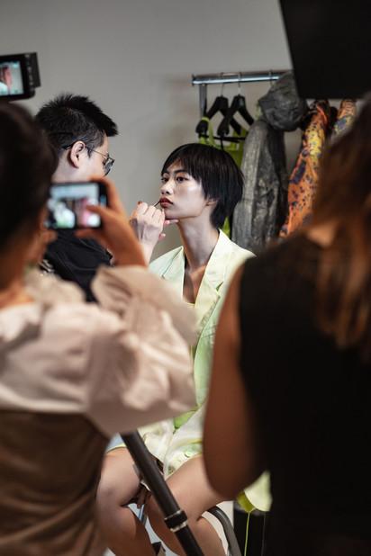 Angel Chen Studio, Milan Fashion Week SS20