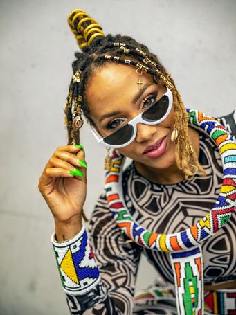 Anais B, Afropunk Paris 2019