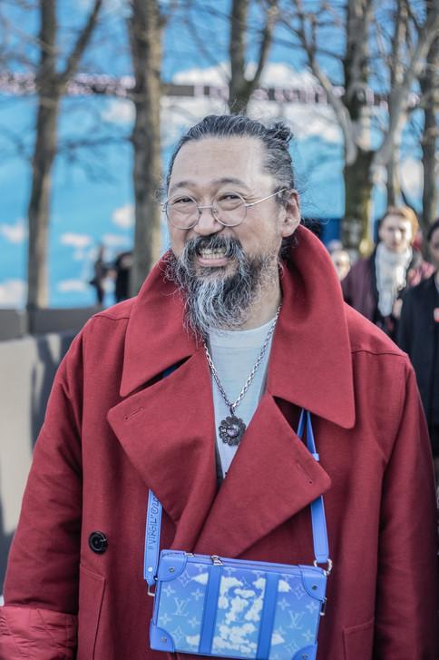 Takashi Murakami, Paris Fashion Week
