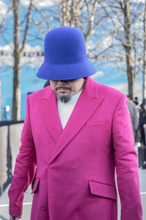 Wyman Wong, Paris Fashion Week