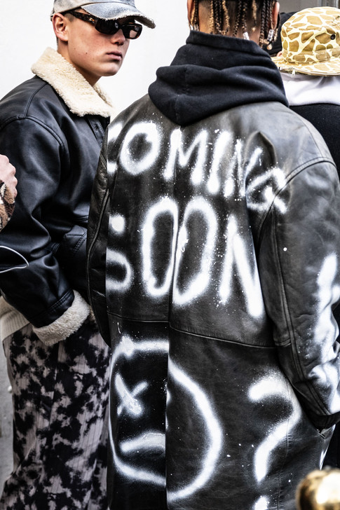Paul Smith, Paris Fashion Week