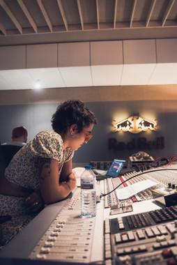 Blu Samu x Red Bull Music Studios