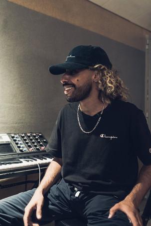 Nemir x Red Bull Music Studios