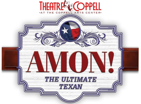 Logo for AMON! The Utimate Texan