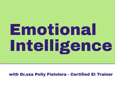 April 26th - Emotional Intelligence, Montreal, Canada