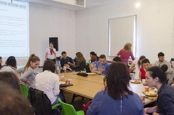 Първи семинар в Бетахауз