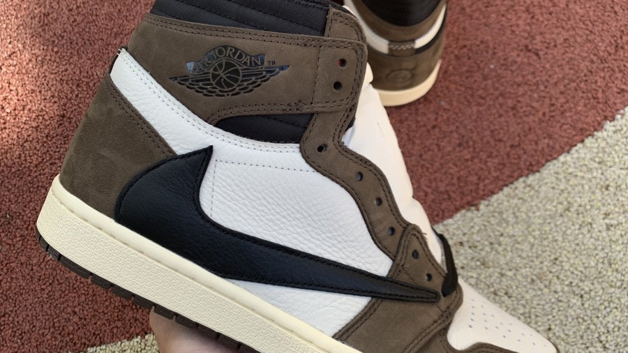Mocha Retro 1 High OG x Travis Scott