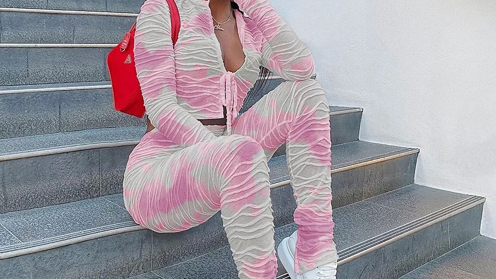 Pretty in Pink Chill Set